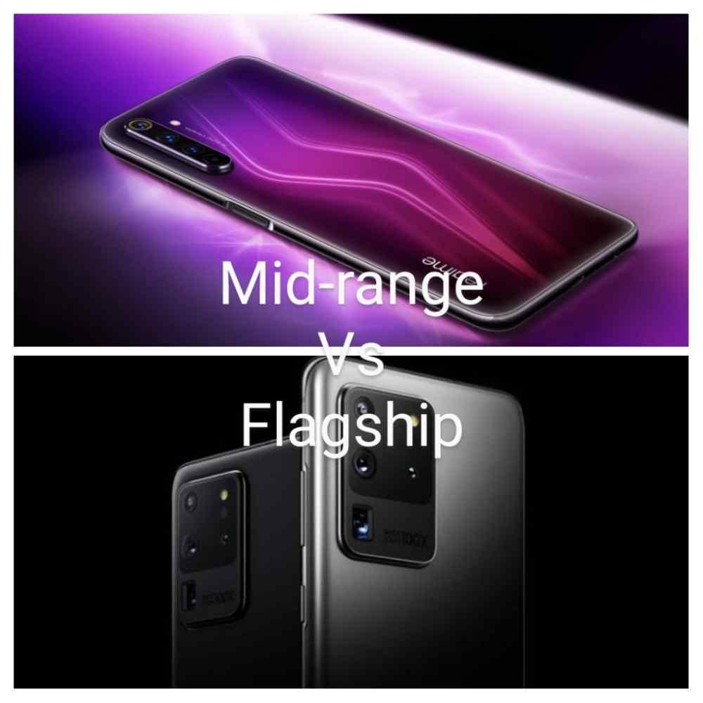 Mid-range mobiles vs Flagship mobiles