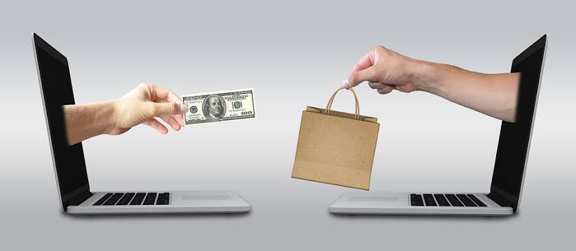 Buying products online