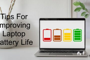 10 tips for improving the laptop battery life