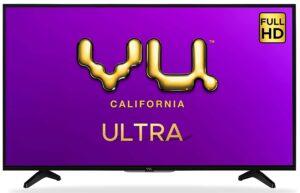 Vu Full HD Ultra Android LED TV 43GA(43 inches)