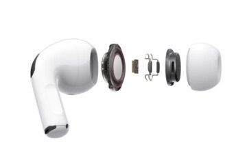 apple airpods pro teardown-wireless earphones