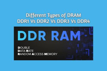 types of DRAM