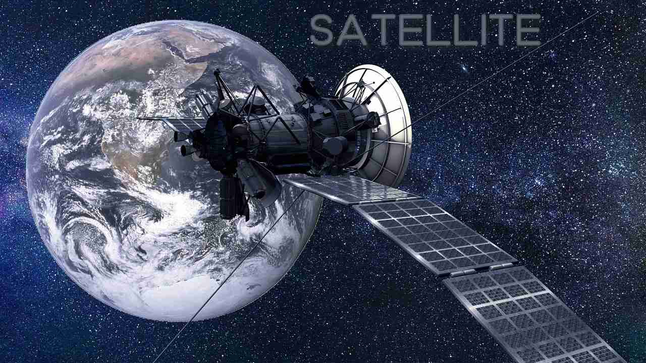 how do artificial satellites work